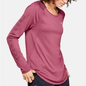 Under Armour Sun Armour Long Sleeve Shirt Size XL